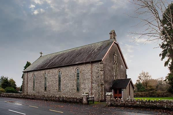 St Caimins Church Mountshannon